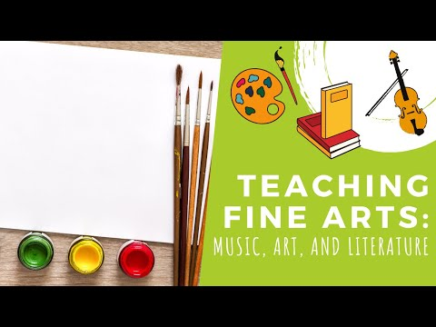 Session 14 2017  Teaching Fine Arts: Music, Art, and Literature