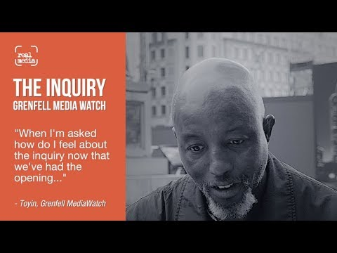 The Inquiry - Grenfell MediaWatch