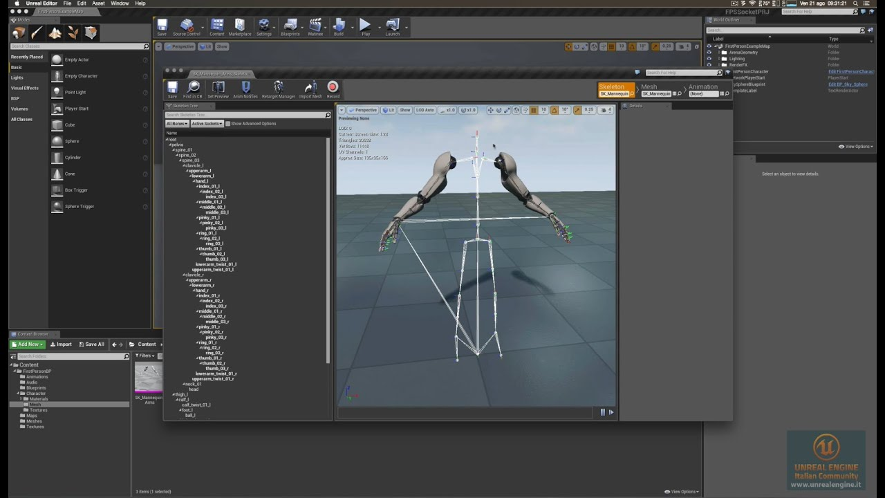 Ue4 ita blueprint introduzione ai socket youtube ue4 ita blueprint introduzione ai socket malvernweather Choice Image