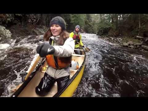 Upper Herbert River, Nova Scotia, Canada