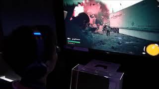 東京ゲームショウ2018「Days Gone」試遊でトラップを仕掛けてフリーカーを爆破してみた