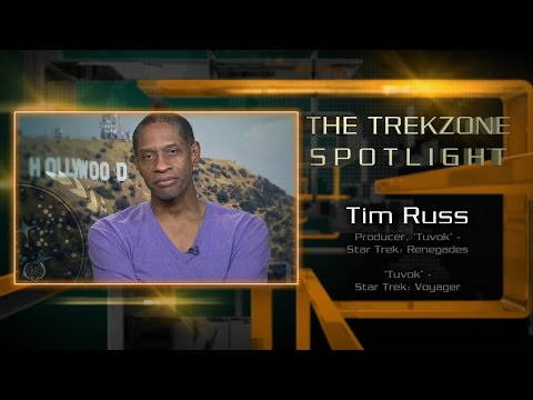 The Trekzone Spotlight with Tim Russ