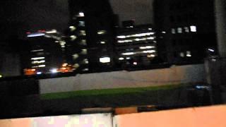 DSCF2894神田の東京電気大学跡地20141128夜