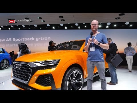 Autoblog @ Genève 2017 - XXL video (Dutch, no subs!)