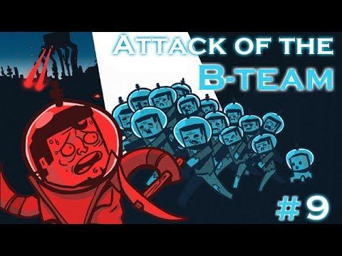 Minecraft: Házépítés project - Attack of the B-team Ep. 9