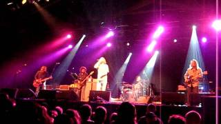 Black Crowes No Speak No Slave/Remedy (Beginning) live @ Peer Blues Festival, Belgium 16.07.2011