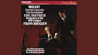Mozart: Clarinet Quintet in A, K.581 - 4. Allegretto con variazioni