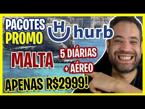 PACOTE PARA MALTA MUITO BARATO! SÓ R$2999 COM 5 DIÁRIAS E AÉREO