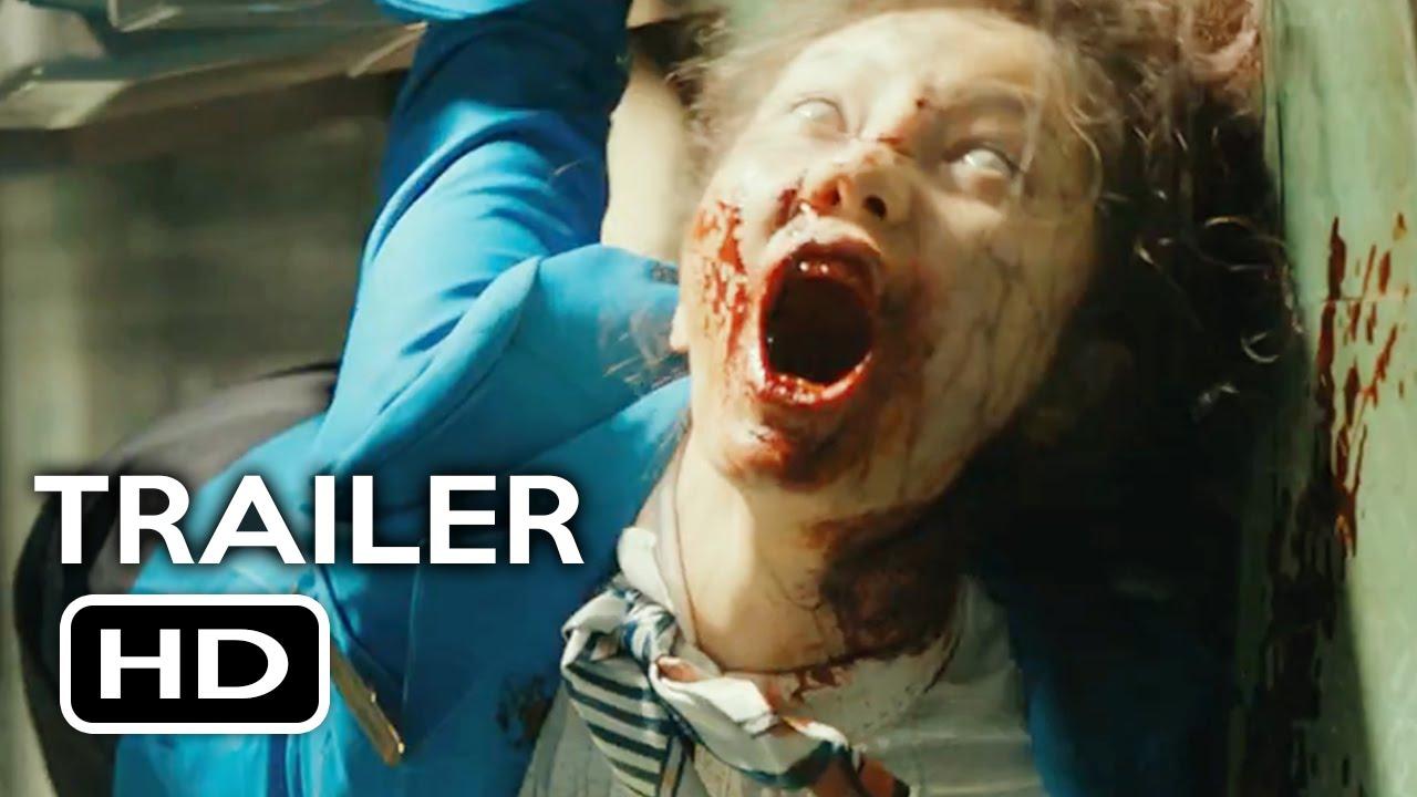 Train To Busan Official Trailer 1 2016 Yoo Gong Korean Zombie