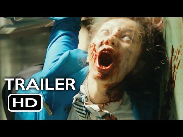Train to Busan Official Trailer #1 (2016) Yoo Gong Korean Zombie Movie HD