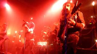 "WATAIN "" Storm Of The Antichrist "" Live 05/03/2011 Savigny Le Temple"
