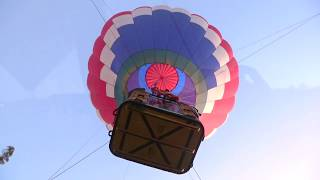 Float away at the first-ever Bayou Road Balloon Festival