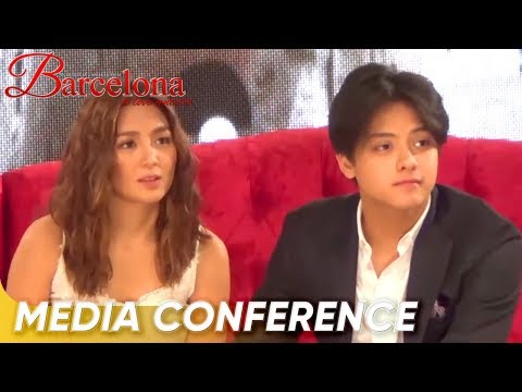 [FULL] 'Barcelona: A Love Untold' Grand Media Day