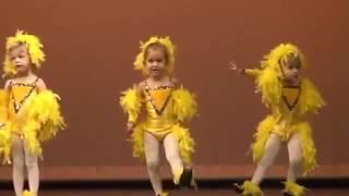 Прикольные детские танцы