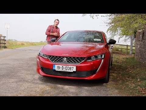 Peugeot 508 GT line in depth - fighting the tide of the SUV or trying too hard?