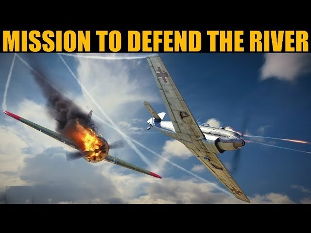 GR's First Serious Mission In IL-2 Sturmovik