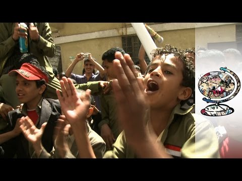 The Grassroots Democratic Movement Blossoming In Yemen (2011)