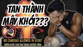 Ep 104: TÔI BỊ CẤM???? Số Phận của TẬP CUỐI!  An Nguyen Fitness