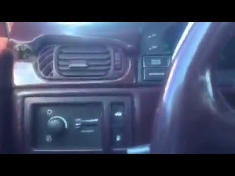 Replace Flasher 1997 Cadillac Deville Youtube