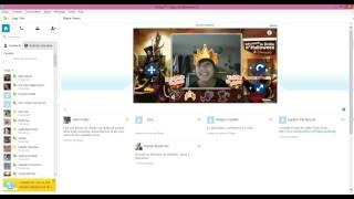 Disneyland Halloween Skype Thumbnail