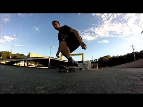Etowah Skatepark- Samuel Morrison