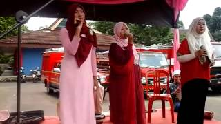 Muhasabah Cinta (Edcoustic) - Cover by Maryam Voice Mp3