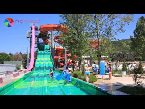 Aquapark Aquamania - Albena - Bułgaria | Bulgaria | Foto-film | Photo-film | mixtravel.pl