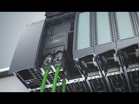 Siemens S7-1500, TIA Portal, and PROFINET