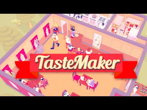 NEW - BEST TYCOON GAME EVER Build Your Own Custom Restaurant Fast Food & Bars | Taste Maker Gameplay