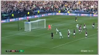 Scott Sinclair Goal Celtic 1-0 Hearts (28/10/18)
