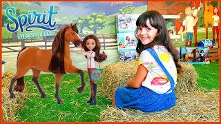 Download lagu Alyssa nel mondo di Spirit Riding Free! 🐴 (alle Ponyadi)