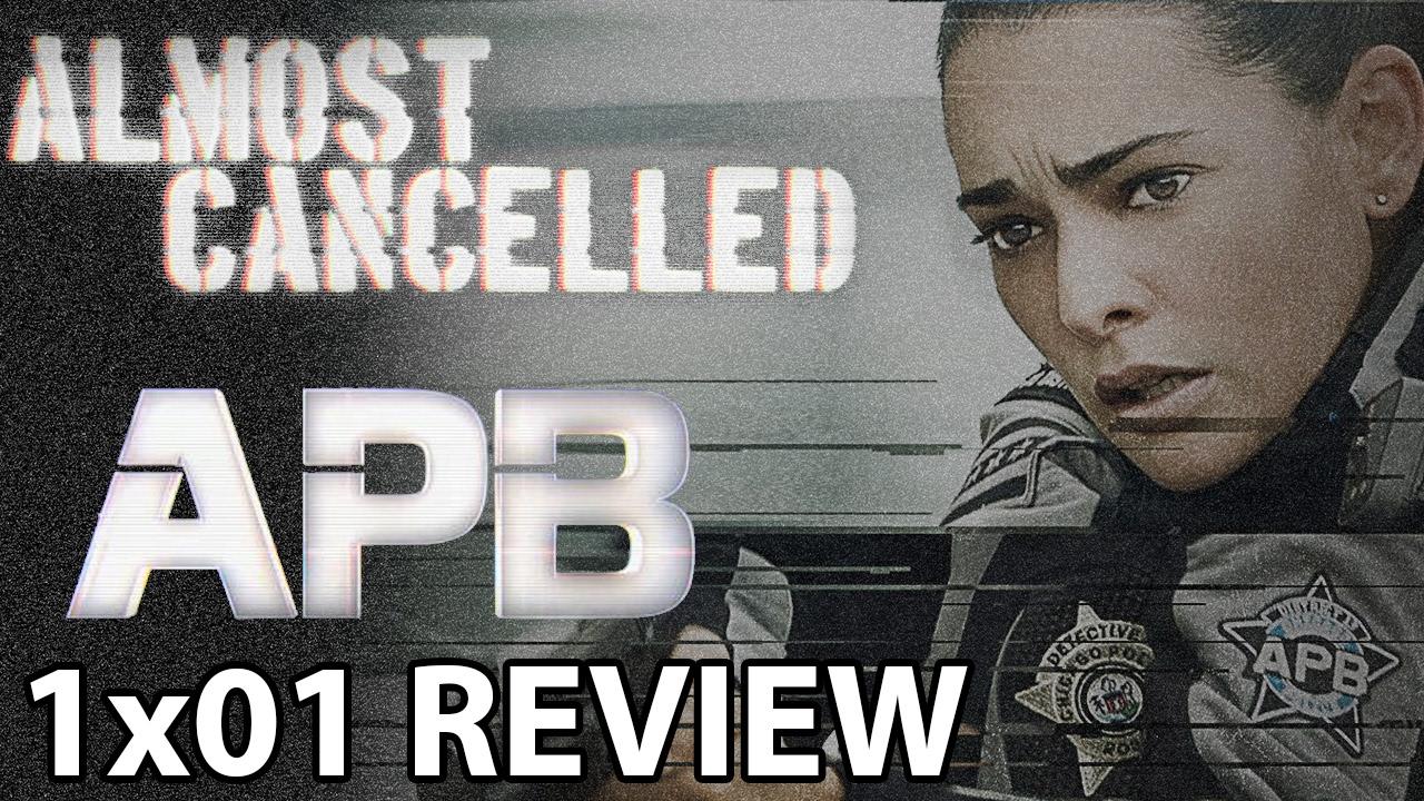 Download APB Season 1 Episode 1 'Hard Reset' Review
