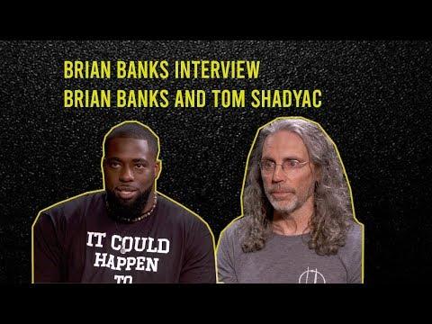Interview: Brian Banks And Director Tom Shadyac | Brian Banks