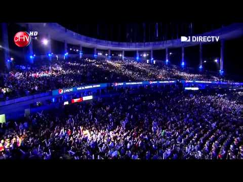 Rod Stewart VIÑA 2014 -  I Dont Want To Talk About It