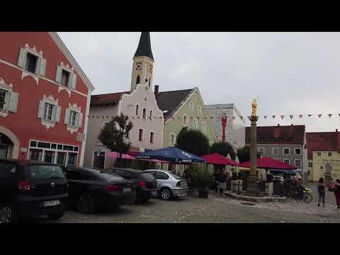 (Film nr. 242)  CP Kelheim, Donaudurchbruch