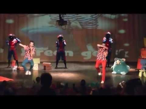 BlitZ - Iedereen Gelijk (live Op De BlitZ Sinterklaasshow)