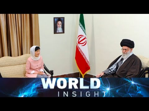 World Insight— South Korean President Park boosts ties with Iran 05/04/2016