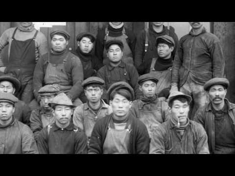 VIDEO: Chinese Railroad Workers And The CPR
