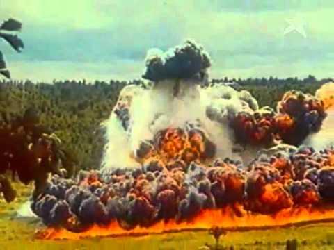 Появление и эволюция огнемётов