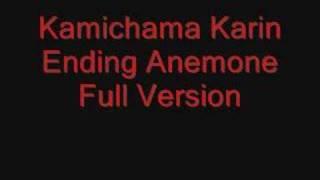 Kamichama Karin Ending - Anemone