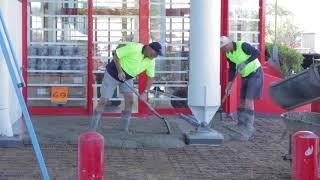 Pavement Installation