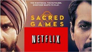 SACRED GAMES -  on Netflix  ! watch free !     [hindi ]