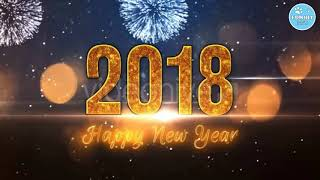 Gambar cover EDM New Year Mix 2018 - Best of Popular EDM Remixes - Ultimate New Year Party Mix 2018