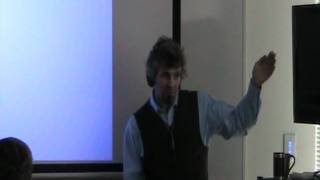 Jeff Jenkins Dissertation Defense at CIIS on Feb. 3, 2012