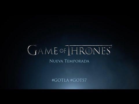 Game of Thrones Temporada 7   Trailer Oficial