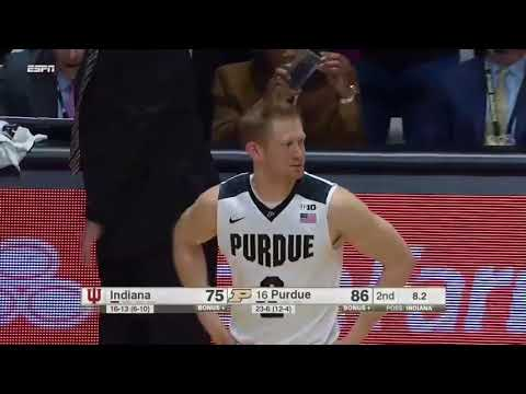 The Best Fans in College Basketball - The Purdue Boilermakers