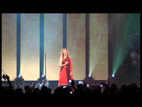Valentina Monetta Crisalide ( vola ) live Eurovision in Concert Amsterdam 2013