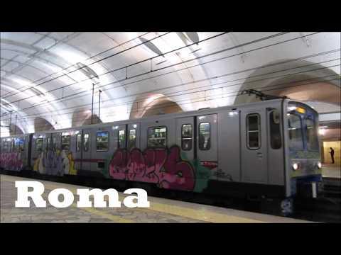 Metro atac Roma VS Metro atm Milano