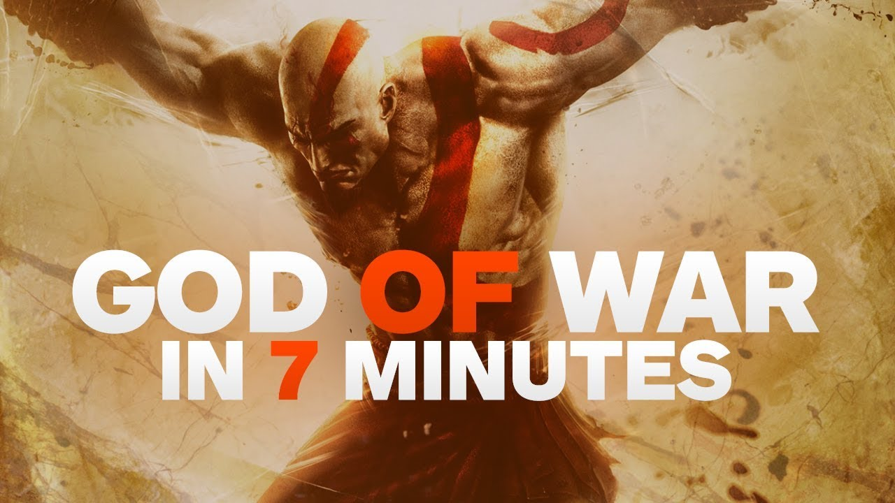 Download God of War's Story in 7 Minutes (2018)