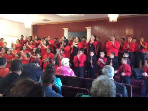 FSFGPCI Eastern District Youth Mass Choir 1/2